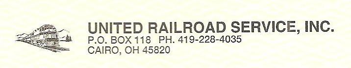 United Railroad Service Inc.